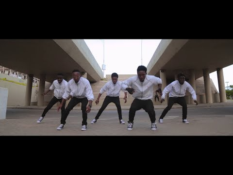 Best Afrobeat Dance Video By Level 5 Dance Crew - Ghana To The World