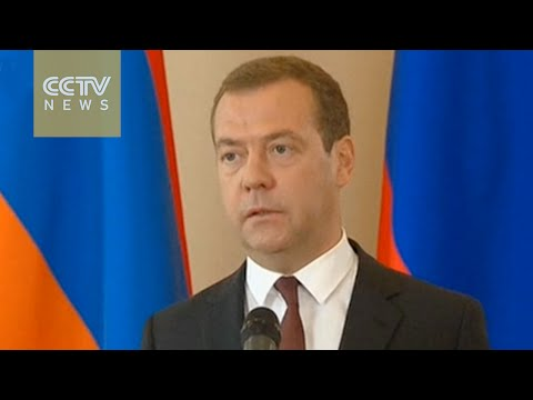 Russian PM says Moscow may break diplomatic ties with Ukraine