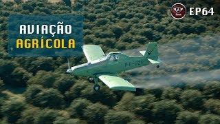 Um Avião que Faz o Trabalho de 25 Tratores