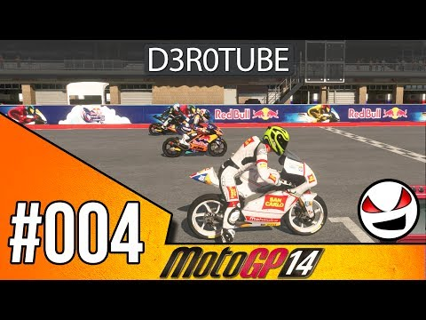 Let's Play MotoGP '14 | GRAND PRIX OF AMERICA #004