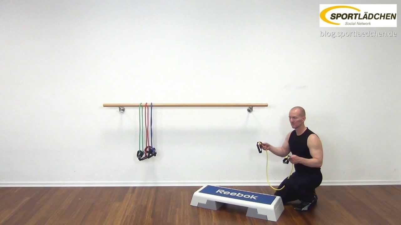 Body Tube Übungen