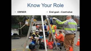 Webinar: Engineer, Owner, Contractor - Know Your Role to Optimize Manhole Rehabilitation
