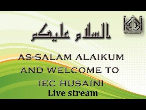 Ziyarat e Arbaeen - Moulana Sheikh Jawwad Saadatmand