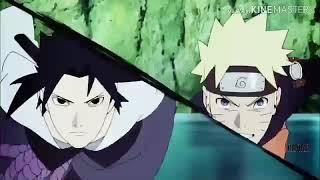 Naruto vs sasuke (AMP) Alan walker Darkside