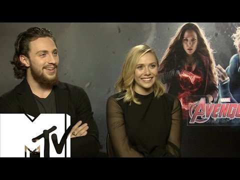 Avengers: Age of Ultron Deleted Scenes - Cast's Favourite | MTV