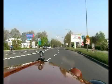 Mit dem F8 durch Dessau