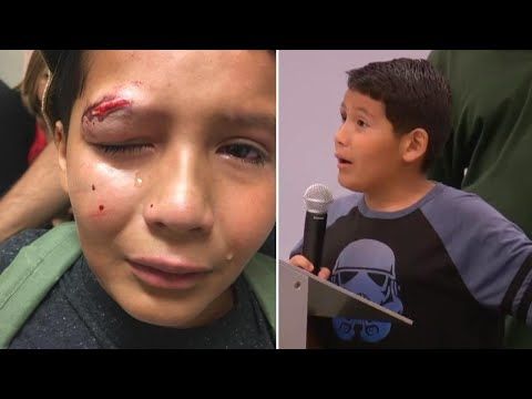 10-Year-Old Refuses to Fight Bullies Because 'It's Not the Jedi Way'