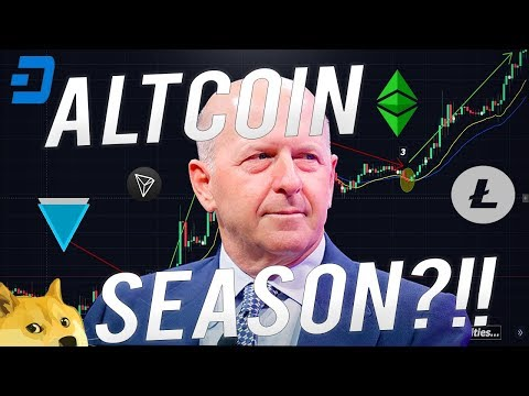 Altcoin Bull Run Incoming! (SUPER BULLISH NEWS)