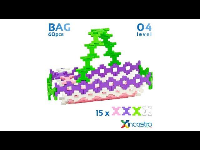 INCASTRO | Level 4 | Bag