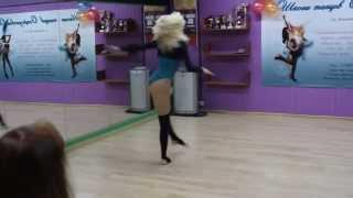 Акробатический танец Горюнова Анна