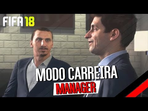 Ibra é do D.C. United - Fifa 18 Carreira Manager EP08