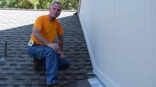 Step and Sidewall Flashings to Prevent Leaks