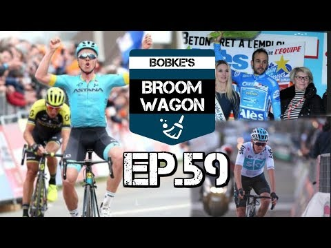 Amstel Gold Race, Rider tests Positive for EPO, Chris Froome saga, ep 59