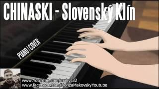 PIANO │ CHINASKI - Slovenský Klín │ COVER