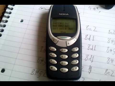 sonnerie nokia 3310