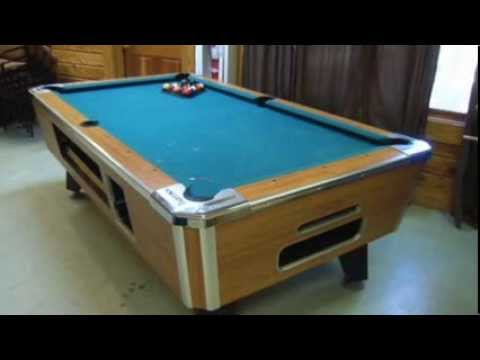 Valley Pool Table On GovLiquidationcom YouTube - Panther pool table