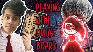 Playing Ouija Board at Haunted Place || VR HORROR GAME || THEFINESTTRENDS
