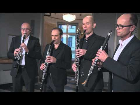 Vienna Clarinet Connection - Rhapsody in Blue