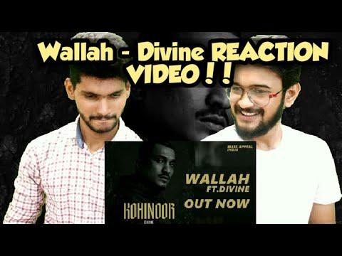 Download Lagu  Wallah - Divine REACTION !! | Kohinoor Album Mp3 Free