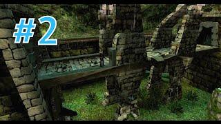 Jedi Knight: Jedi Academy Walkthrough Part 2 - Training (Yavin 4) - PC/Mac