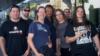 Cannibal Corpse meets the Reverend Jesse Jackson