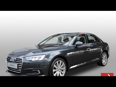 audi a4 limousine 2 0tdi 190pk tdi design pro line plus s tronic youtube. Black Bedroom Furniture Sets. Home Design Ideas