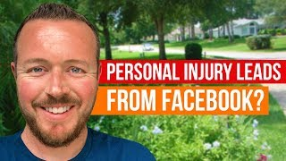 Personal Injury Lawyers: Here's How to Get Car Accident Leads on FB