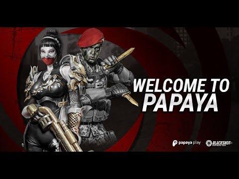 BlackShot PAPAYA 2017  Hack at Office {Glass Wall Hack} Gameplay