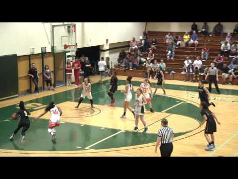 Battle of the Valley 2017, Girls Game, 1st Half