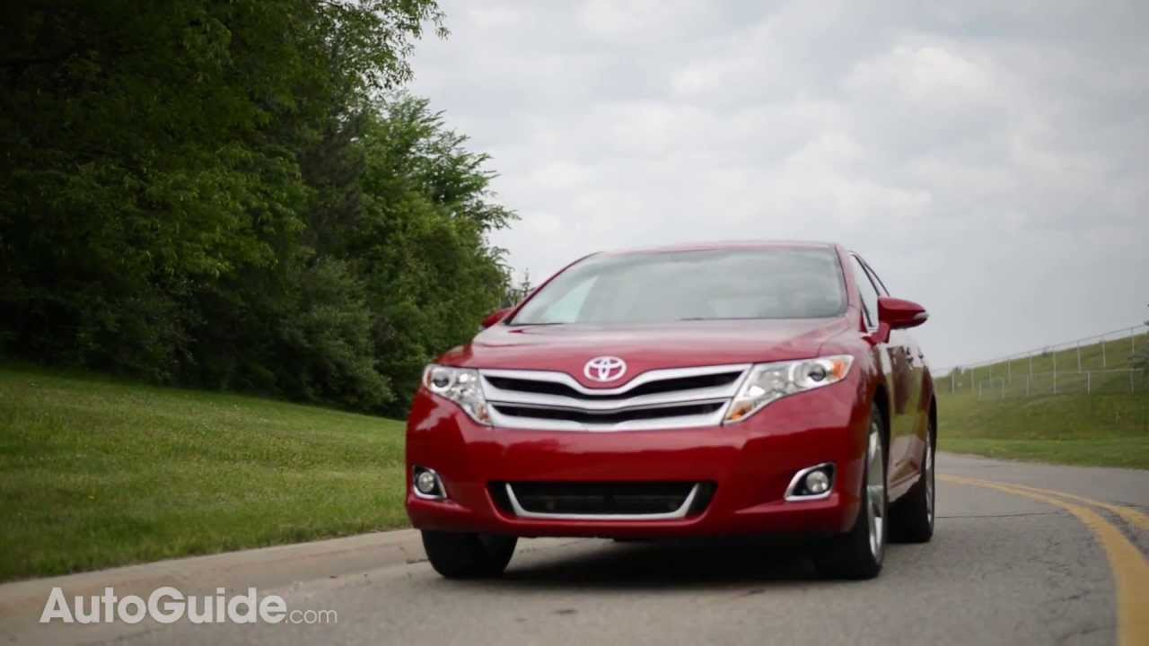 Captivating 2013 Toyota Venza Review
