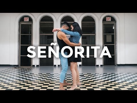 Shawn Mendes, Camila Cabello - Señorita (Dance Video) | @besperon Choreography