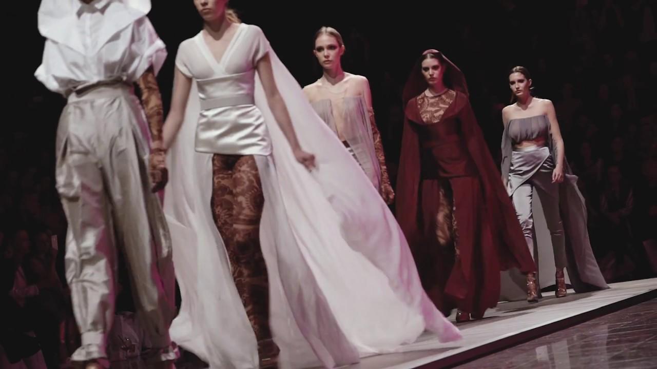 Mercedes benz fashion week ljubljana youtube for Mercedes benz fashion week