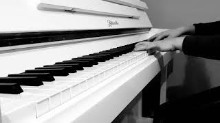 Çocuk Dizi Müziği - Anne Yarası / Acı  Piano Cover