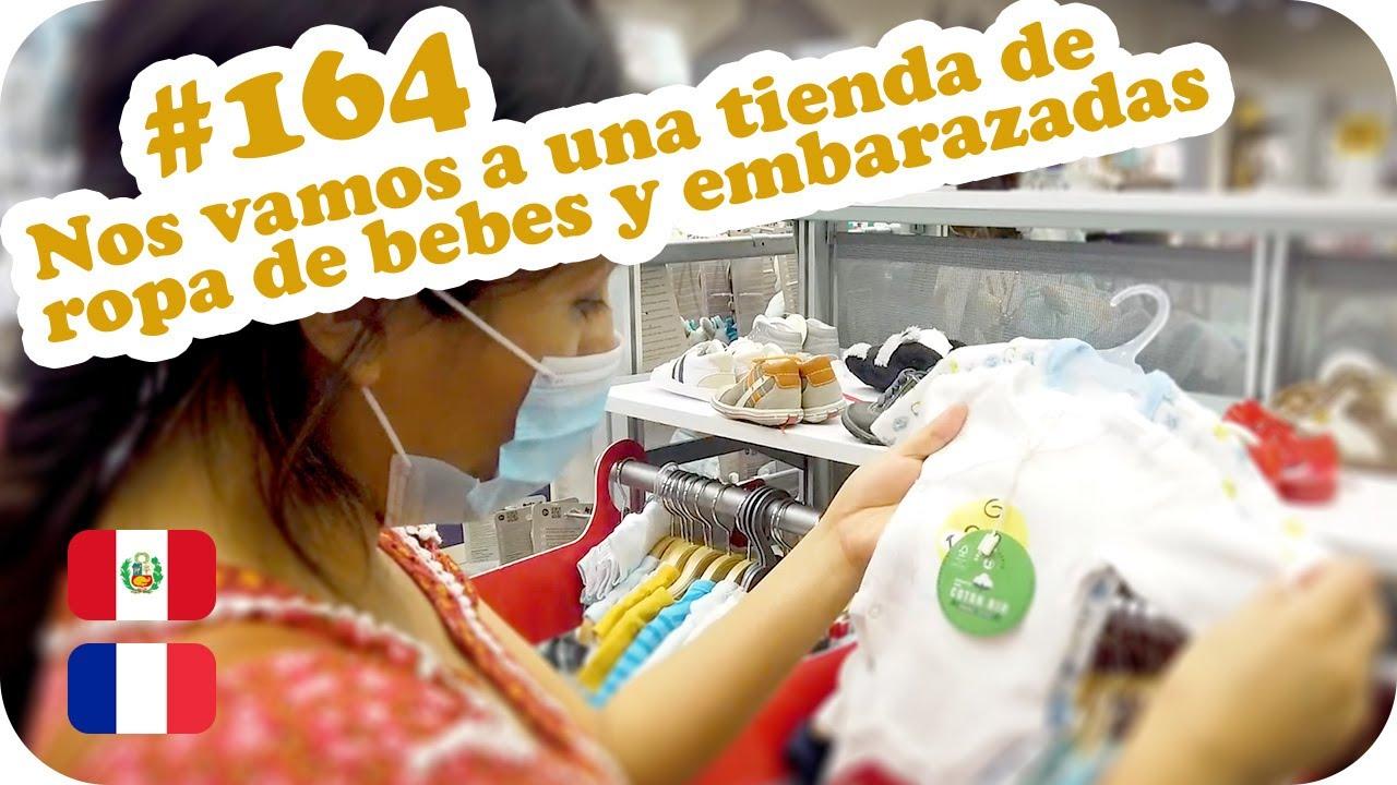 🤰 Nos vamos a una tienda de ropa de bebes y embarazadas 🤰 ~ UNA PERUANA EN FRANCIA