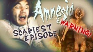 SCARIEST EPISODE!!! - Amnesia: Custom Story - Part 6 - Tenebris Lake