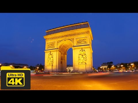 4K FRANCE, PARIS TRAVEL GUIDE VIDEO, Best Places To Go, Top Attractions, Best Things To Do