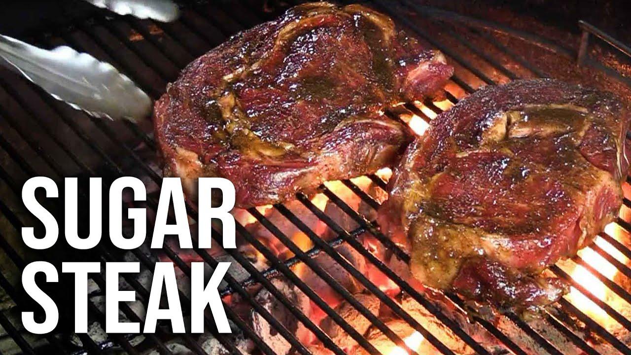 how to make bbq steak