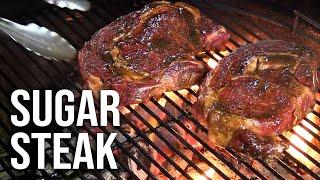 Sugar Steak recipe