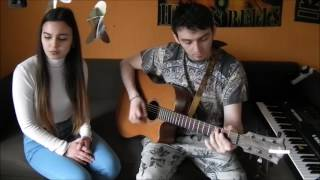 Paolo Nutini - Million Faces (Cover by Alyssa & Alex)