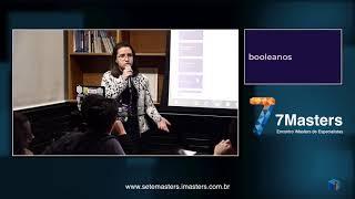 7Masters Programação Funcional - Expressões Condicionais com Cálculo Lambda com Marina Limeira