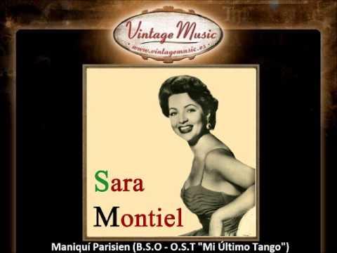 06 Sara Montiel   Maniquí Parisien B S O   O S T   Mi Último Tango VintageMusic es