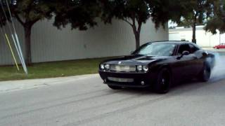 08 challenger boosted