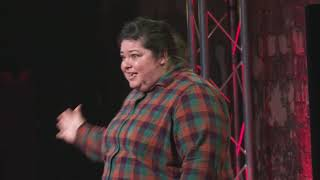 How a cake taught me to stop apologizing and embrace my identity | Kristin Smith | TEDxCorbin