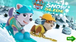 ЩЕНЯЧИЙ ПАТРУЛЬ Paw Patrol: Snow Slide СНЕЖНАЯ ЛАВИНА ЭВЕРЕСТ СПАСАЕТ ПИНГВИНОВ