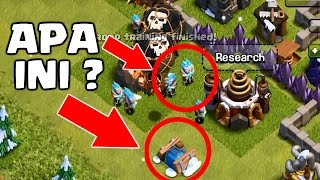 Freeze Traps, Ice Wizard, Santa Spell (Update Desember 2016) - COC INDONESIA