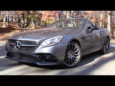 2017 Mercedes-Benz SLC300 - Road Test & In Depth Review
