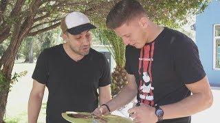 ADOLFO GAICH arma su CARTA de FIFA