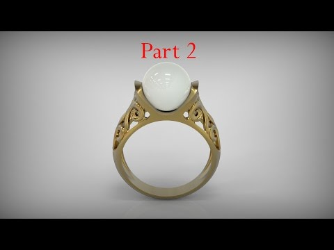 Ring With Pearl. Part 2