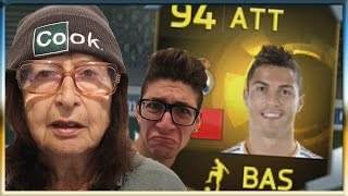 CR7 IF?!?! - PACK OPENING CON LA NONNA [St3pNy]