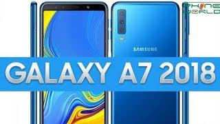 Samsung Galaxy A7 2018 | Quick Review | Specs |